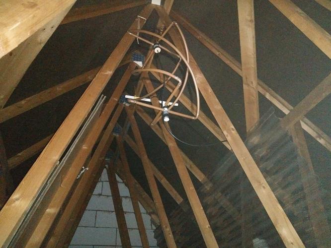 QFH in loft