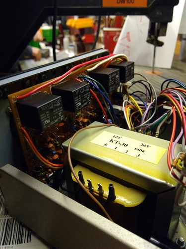 g5500-controller
